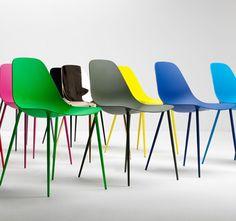 Mammiamia design Marcello Ziliani per Opinion Ciatti. Colori à la carte!