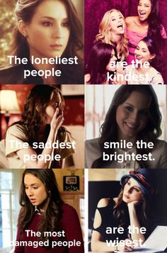 Spencer Hastings from Pretty Little Liars