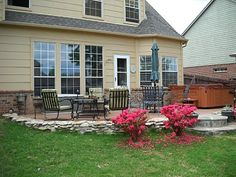 can't decide between a patio or a deck?!?