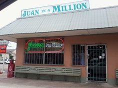 Juan in a Million, Best Breakfast Tacos