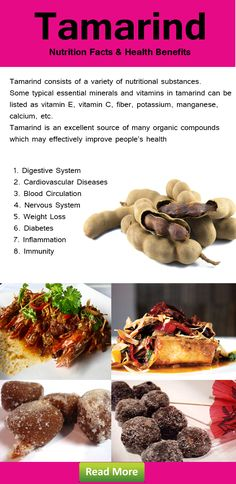 Tamarind: Nutrition Facts and Health Benefits