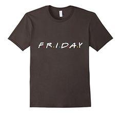 Forever 21 Friday Friends TGIF Thank God It's Friday Tshirt T-shirt