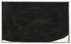 Arnulf Rainer  ÜBERMALUNG  1957. Oil on masonite.  45 x 74 cm (17 3/4 x 29 1/8 in.)  (Villa Grisebach Auktionen GmbH)