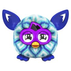 Furby Furblings Creature (Blue Diamonds)