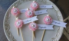 more cupcake toppers