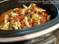 Crock Pot Cooking For Weight Loss | Weight Watchers Friendly Recipes | Tips and Reasons why crockpot cooking works for weight loss
