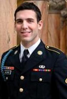 Army PFC. Theodore M. Glende, 23, of Rochester, New York. Died July 27, 2012, serving during Operation Enduring Freedom. Assigned to 1st Battalion, 503rd Infantry Regiment, 173rd Airborne Brigade Combat Team, Vicenza, Italy. Died in Kharwar, Logar Province, Afghanistan, of wounds suffered when enemy forces attacked his unit with small-arms fire.