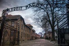 Visita a Auschwitz - Cracovia - Polonia