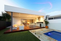 Alfresco Design Your Dream House, My Dream Home, House Design, Garden Design, Alfresco Area, Timber Deck, Backyard, Patio, Decks And Porches