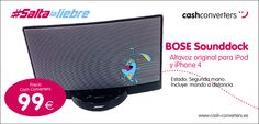 #Altavoces #Bose #SaltaLaLiebre #Los Quieres?