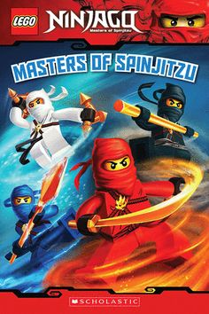 LEGO Ninjago: Masters of Spinjitzu (Reader #2) - Paperback - The Scholastic Store #Read11Books