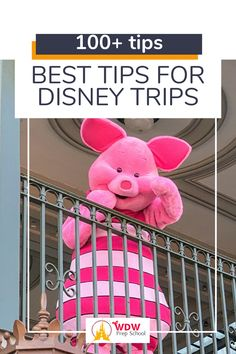 Who doesn't love a good hack? We have well over 100 of the best Disney World tips and tricks to help you with everything from saving money to taking the best photos. Make sure you check them out now (and then save the page for later!) ----> Disney World Planning, Disney World Trip, Disney World Resorts, Disney Trips, Disney Parks, Disney World Transportation, Prep School, Disney World Tips And Tricks, Disney Springs