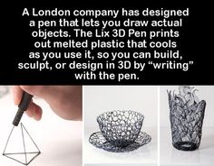 Amazing 3D Printing Technology