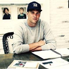 Tom Brady is writing a book Tom Brady Book, Tom Brady Nfl, Tom Brady And Gisele, Boston Sports, Nfl Sports, New England Patriots Football, Best Authors, Peyton Manning, Tampa Bay