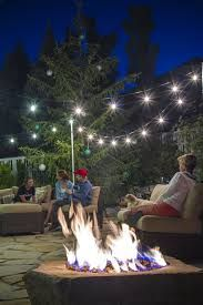Awesome DIY Backyard Fire Pit Design Ideas & Plans to Make Happy with Your Family - Go to your and sit around the to maintain a conversation, instead. Fire Pit Uses, Diy Fire Pit, Fire Pit Backyard, Fire Pit Lighting, Outdoor Lighting, Lighting Ideas, Cheap Outdoor Fire Pit, Outdoor Patios, Rustic Outdoor