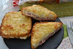 Esta receta y otras más las puedes encontrar en: http://www.disfrutandodelacocina.com Os apetece un delicios sandwich? Sabroso y muy típico de la cocina fran...