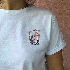 Az önce attığım pindeki T-shirt Sarin'in Güney'e fotoğrafını attığı T-shirt idi.