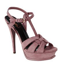 View the Suede Tribute Sandal 105