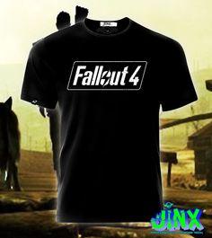 $179.00 Playera o Camiseta Fallout 4 - Comprar en Jinx