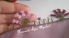 Crewel Embroidery, Floral, Flowers, Jewelry, Youtube, Patron Couture, Jewlery, Bijoux, Florals