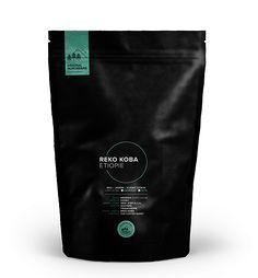 Káva Etiopie Reko Washed 200g