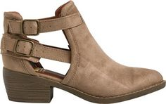 Cut out bootie.  http://www.swell.com/Womens-Boots/BC-UNDERNEATH-CUT-OUT-BOOTIE?cs=SA
