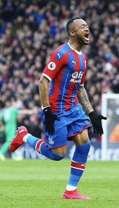 Ghanaian star striker, Jordan Ayew was on the score sheet for Crystal Palace in their win against Watford a few hours ago. Premier League Teams, Watford, Crystal Palace, Best Player, Lionel Messi, Mind Blown, Sports News, Scores, Jordans