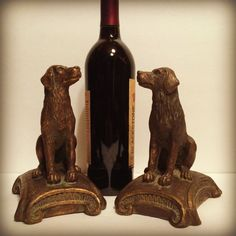 Dog Bookends Decoration Novolty Gifts by BuddyJacksDawgHouse
