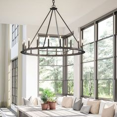 Capital Lighting Fixture Company Pearson Black Iron 20 Light Chandelier - All For Decoration Farmhouse Chandelier, Rustic Chandelier, Chandelier Lighting, Black Chandelier, Farmhouse Light Fixtures, Dining Room Light Fixtures, Kitchen Lighting Fixtures, Dining Chandelier, Bathroom Lighting