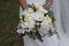 Rustic Wedding brides Bouquet