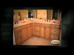 Bathroom remodeling has never been this easy with Yancey Home Improvements.