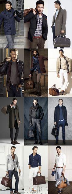 De repente as bolsas gigantes ganharam as páginas das revistas de moda…