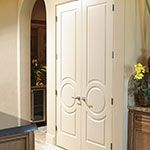 Interior Primed Encore Door 8550 | Simpson Door