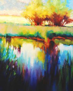 Marla Baggetta Pastel Paintings & Art Workshops | Landscape 2