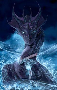 Dragon Arcana of psionic by TellerySpyro
