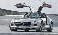 Imagen: Mercedes-Benz SLS AMG