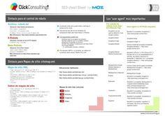 SEO cheat sheet | Guía SEO para el desarrollador web 3