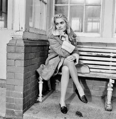 Alexandra Bastedo, 18 years old actress from Hove, Sussex, Friday December Alex has recently appeared in The Count of Monte Cristo, television series as character Renée de Saint-Méran. Poses For Pictures, Picture Poses, Juliet Of The Spirits, Fellini Films, Francoise Hardy, Valley Of The Dolls, Catherine Deneuve, Musa, Amy Winehouse
