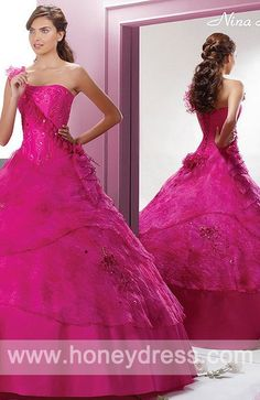 #Ball Gown #One Shoulder #Organza Short#Mini #Quinceanera #Dresses 06058  $211.80  Find it here.... http://www.honeydress.com/b/ball-gown-one-shoulder-organza-short-mini-quinceanera-dresses-06058.html?utm_source=SNS%5FSource_medium=SNS%5FPinterest_term=Pinterest_campaign=Pinterest%5FPost_nooverride=1...