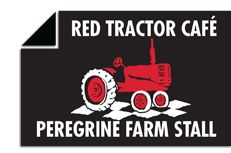 Red Tractor Cafe, Pergrine Farm Stall, Elgin Valley, Western Cape Red Tractor, Tractors, Peregrine, Stalls, Westerns, Cape, African, Pilgrim, Mantle