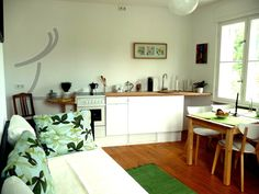Holiday apartment in the Central city-appartment near lake    in holiday region Franken
