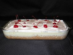 And then there was cake. My infamous Tres Leches recipe.