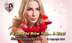 http://pickuplinecards.com/pick-up-lines-for-girls/