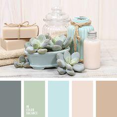 бежевый, бледно-зеленый, бледно-салатовый, голубой, кремовый, оттенки бежевого, песочный, подбор цвета для дома, салатовый, светло-голубой, серо-зеленый, цвет бетона.