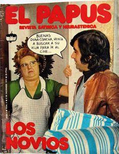 Yo fuí a EGB .Recuerdos de los años 60 y 70.La prensa de los años 60 y 70,las revistas.   Yo fuí a EGB. Recuerdos de los años 60 y 70.