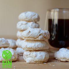 Galletas de coco y cardamomo, la combinación perfecta, con un sabor único! Son muy fáciles de hacer y esta misma base puede ser utilizada para realizar un