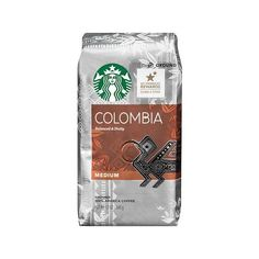 Starbucks Colombia Ground Coffee, 12 oz Walmart.com ($7.48) ❤ liked on Polyvore featuring food