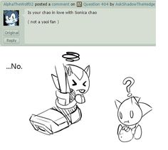 Question 405 by AskShadowTheHedge on DeviantArt
