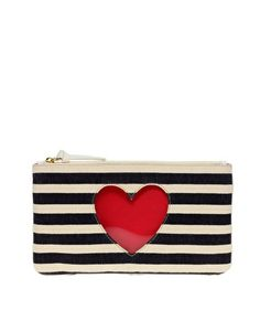 Enlarge Moschino Cheap & Chic Sailor Chic Pouch