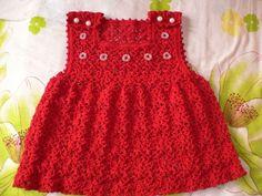 Delicadezas en crochet Gabriela: Vestidos y blusas